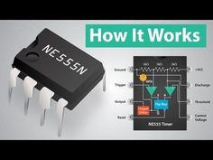 In this tutorial we will learn how the 555 Timer works, one of the most popular and widely used ICs of all time. It is a highly stable integrated circuit that can produce accurate time delays and oscillations. The 555 Timer has three operating modes, bistable, monostable and astable mode.