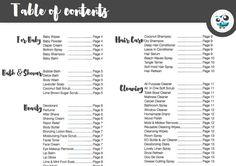 The Ultimate DIY Essential Oils Recipe E-Book par HOOHappiness