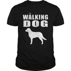 THE WALKING DOG CHESAPEAKE BAY RETRIEVER