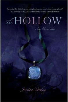 Set in Sleepy Hollow, Jessica Verday's The Hollow features a missing girl, a mysteriously handsome boy, and a whole lot of spooky twists.