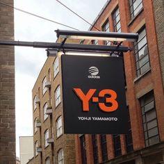 adidas y3 store london