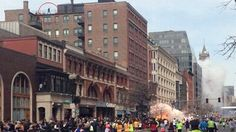 Mystery 'Man on the Roof' Sparks Boston Marathon Chatter - Page 1