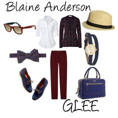 Inspired by Blaine Anderson