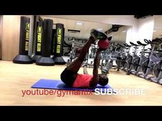 Medicine Ball Workout for Men and Women - Core and Balance Exercise. This quick workout uses just a medicine ball to work the entire body. Get cardio, core a. Balance Exercises, Medicine Ball, Mens Fitness, Cardio, Core, Workout, Fitness For Men, Work Out, Male Fitness