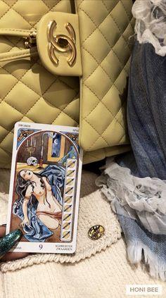 Nine of Swords tarot card 🥀 is a card that many people dread seeing in a reading. May 1, Tarot Cards, Chanel Boy Bag, Sword, Meditation, Shoulder Bag, Bags, Tarot Card Decks, Handbags