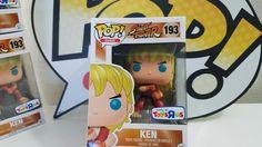 "Ken - Street Fighter Toys ""R"" Us Exclusive Shoryouken!!!  Find us here: https://fb.com/groups/622752014567041/?fth=1"
