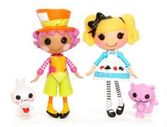 Mini Lalaloopsy - Wacky Hatter & Alice