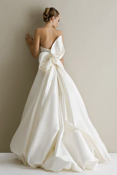 Antonio Riva 2015 Gown   Tied With A Bow
