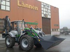 Lännen Tractors Oy kasvaa - Koneporssi.com