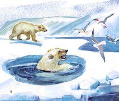 Artist ? Polar Bears, Artist, Animals, Animales, Animaux, Artists, Animal, Animais, Polar Bear