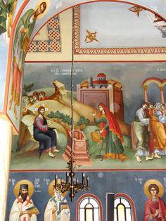 Saint Anthony Church, Byzantine Icons, Nashville Tennessee, Athens Greece, Fresco, Mosaics, Ministry, Creative, Life