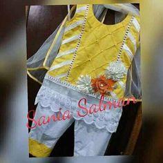 Kids Dressy Clothes, Stylish Dresses For Girls, Dresses Kids Girl, Kids Outfits Girls, Girls Dresses Sewing, Doll Dresses, Baby Dresses, Baby Girl Dress Design, Girls Frock Design