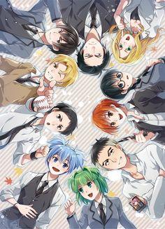 Browse Assassination Classroom nagisa Karma collected by Sabrina Azmina and make your own Anime album. Mr Koro, Rog Fairy Tail, Manga Anime, Anime Amino, Koro Sensei, Nagisa Shiota, Nagisa And Karma, Okuda, Animes Wallpapers