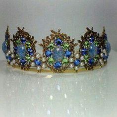 Ann Bolin's Crown