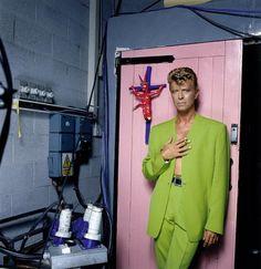 Bowie/Tin Machine, Photo by © Brian Aris. Tin Machine, David Bowie Born, The Thin White Duke, Ziggy Stardust, David Jones, Mode Style, The Man, Beautiful Men, Actors