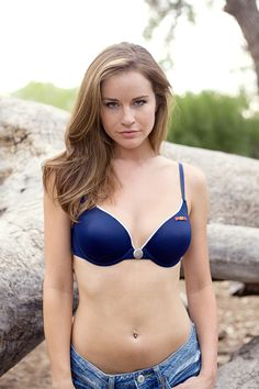 Coast Guard Dress Blues Bra by Military SupOOrt on Etsy