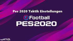 Pes 2020 Taktik Einstellungen (Aktualisiert) Manchester City, Real Madrid, Liverpool, Games, Gaming, Plays, Game, Toys