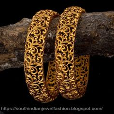 Dazzling Bangles To shop in Online Dazzling Bangles To shop in Online Gold Bangles Design, Gold Earrings Designs, Gold Jewellery Design, Designer Bangles, Antique Jewellery, Gold Jhumka Earrings, Gold Necklace, Gold Jewelry Simple, Silver Jewelry