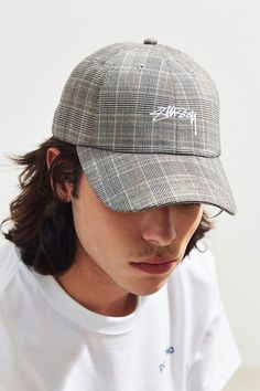 cd209d41bfecb5 Stussy Suiting Low Pro Baseball Hat | Urban Outfitters Pro Baseball,  Baseball Hats, Stussy