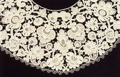 Irish crochet &: BURANO LACE. LACE island of Burano.
