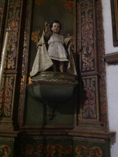 Divino Niño Jesus Iglesia de Santo Domingo La Laguna