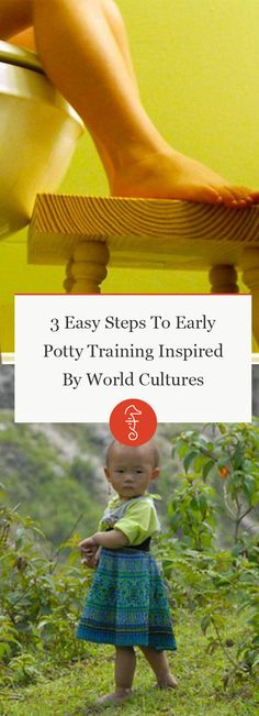 Easy Steps To Early Potty Training Inspired By World Cultures Via Fatherlyhq