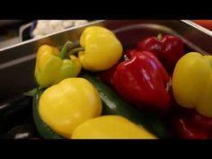 Hotel Alpine Palace - Feel royal, enjoy lässig! - Küche Stuffed Peppers, The Originals, Vegetables, Youtube, Food, Meal, Stuffed Pepper, Essen, Vegetable Recipes