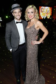 Dancing With The Stars dancers, contestants & one judge showed up to support the John Wayne Cancer Institute at the Odyssey Ball; photo: courtesy of the Institute