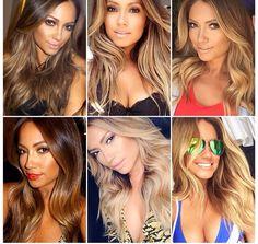 Hair color inspo. Jessica Burciaga.