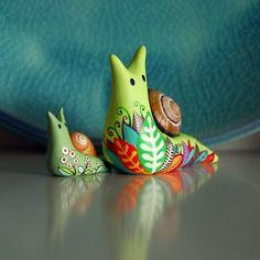 joojoo: snails 3/33 & 4/33