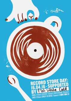 Read more: https://www.luerzersarchive.com/en/magazine/print-detail/record-store-day-61640.html Record Store Day Campaign for Record Store Day, an annual event celebrating the culture of the independently owned record shop. Tags: JWT (J. Walter Thompson), London,Dave Dye,Paul Bower,Senan Lee,Record Store Day,Pansy Aung
