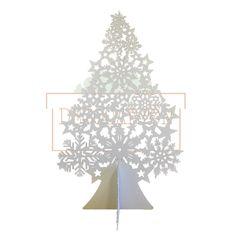 arbol de navidad barroco 2011