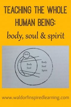 Teaching the Whole Human Being: Body, Soul & Spirit ⋆ Waldorf-Inspired Learning