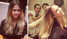 Rate it or hate it: Jessica Alba's blonde balayage strands.  #Balayage #CelebrityHair #JessicaAlba
