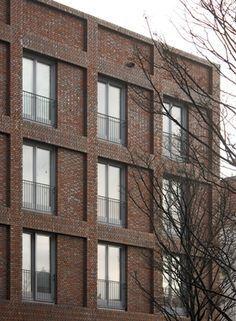 student residences brick grid - Google Search