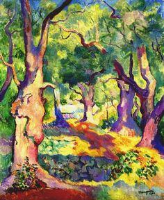 Derain Trees