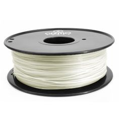 Gizmo Dorks 1.75mm PLA Filament 1kg / 2.2lb for 3D Printers, Transparent ** You can get more details by clicking on the image.