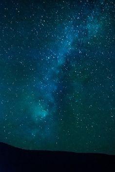 Небото над Коњско, Преспанско езеро на 12.08.2013 во апсолутен мрак!