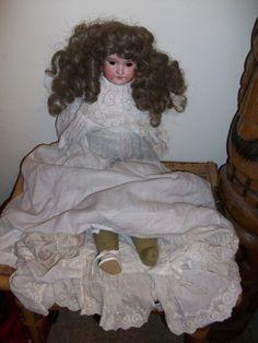 2 Antique Florodora Dolls by HeartsMaddness on Etsy, $495.00