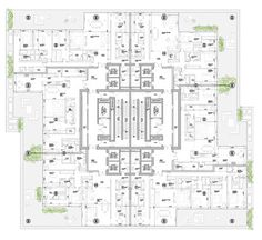 1000 images about architecture residential tower on for 1 moulmein rise floor plan
