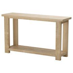 Puede colocarse detrás de un sofá, contra una pared, o usarse como separador de ambientes