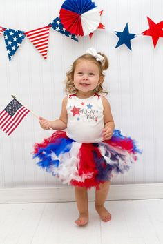 4th of july baby outfit walmart