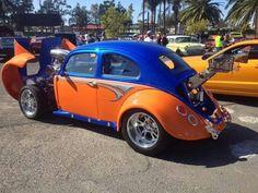 Cool V8 bug