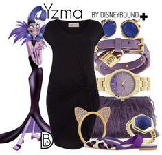 disneybound - Posts tagged emperor's new groove Disney Bound Outfits, Disney Dresses, Disney Inspired Fashion, Disney Fashion, Nerd Fashion, Fandom Fashion, Emperors New Groove, Character Inspired Outfits, Dapper Day