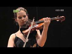 ▶ Mendelssohn Violin Concerto E Minor OP.64 (Full Length) : Hilary Hahn & FRSO - YouTube