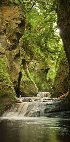 19 Realistic Travel Planning Tips to Fit Travel Into Your Life Finnich Glen, also known as The Devil's Pulpit is one of 25 Places In Scotland That Are Straight Out Of A Fantasy Novel. Which ones will be included in your Scotland travel plans? Oh The Places You'll Go, Places To Travel, Travel Destinations, Places To Visit, Travel Tips, Travel Ideas, Travel Inspiration, Travel Plan, Places Around The World