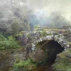 Magical places are always beautiful and deserve to be contemplated ... Always stay on the bridge between the invisible and the visible. ~Paulo Coelho  Photography by Lemon-art : https://m.flickr.com/#/photos/lemonart/8372896126/