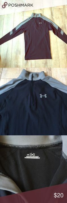 Under Armour pullover Used but in great condition. Under Armour Jackets & Coats