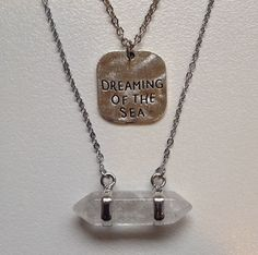Image of Dreaming Of The Sea Necklace