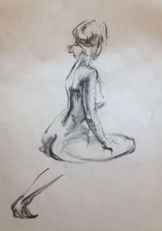 GRIZandNORM — Life drawing 06/03/14 I very rarely attend the...